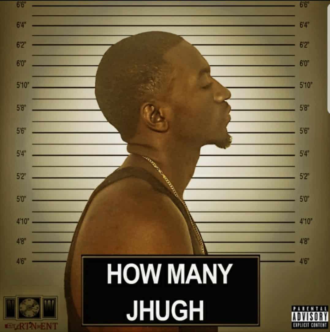 Music - JHUGH How Many album cover